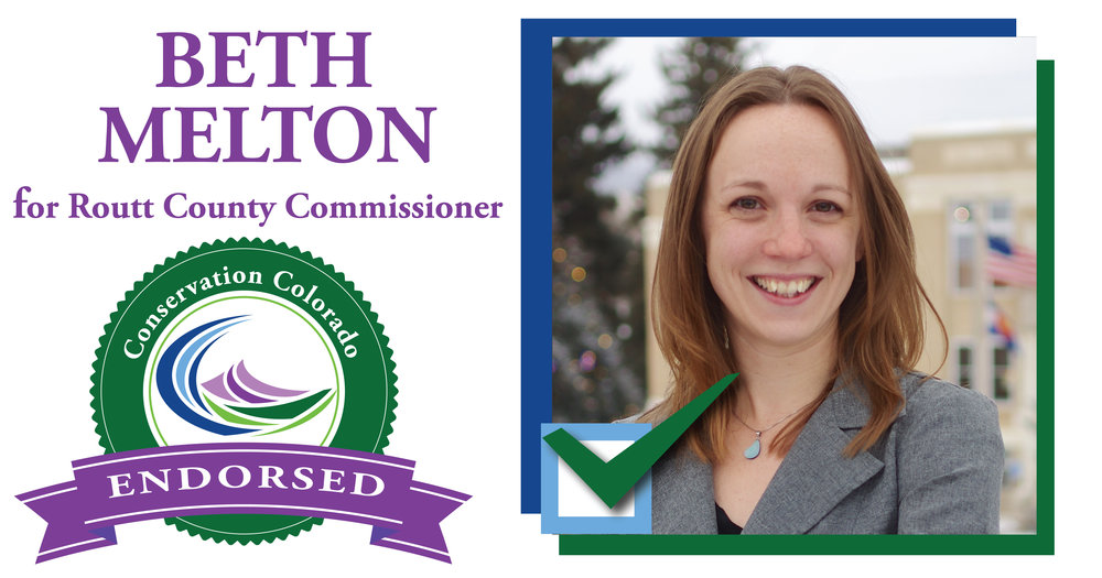 Conservation Colorado Endorsement