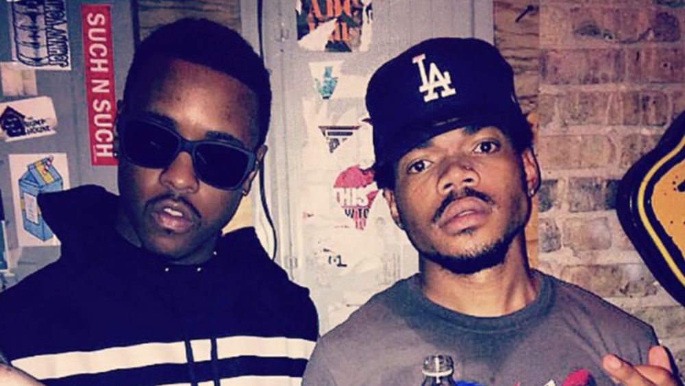Rap-Up - Chance the Rapper & Jeremih Reunite for Joint Christmas Album