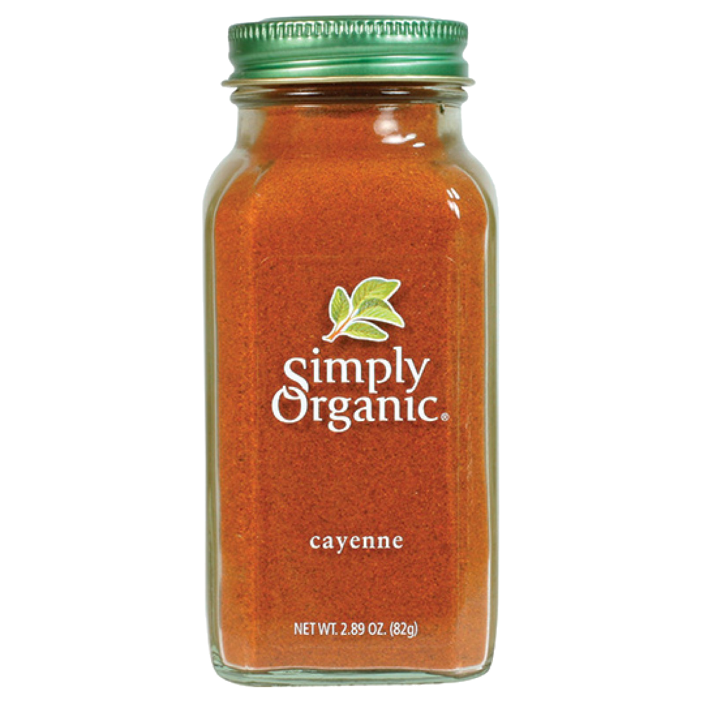 Simply Organic Cayenne Powder