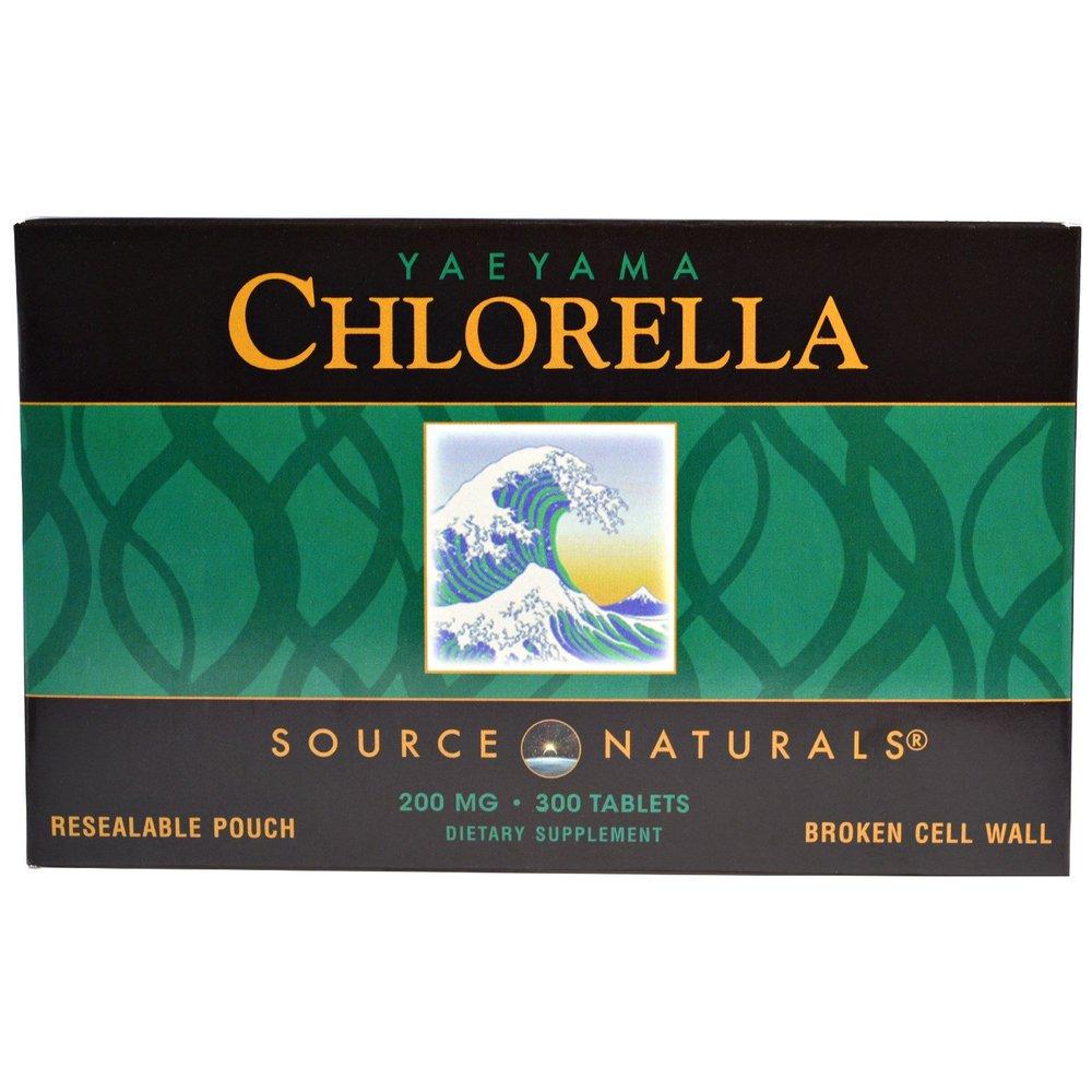 Source Naturals Yaeyama Chlorella