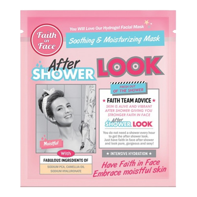 Faith in Face After Shower Look Hydrogel Mask Sheet