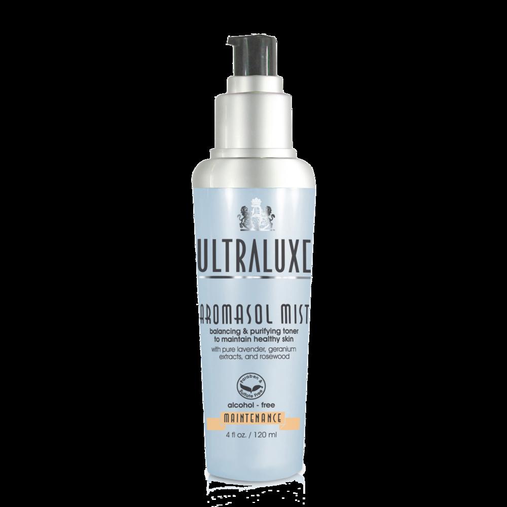 UltraLuxe Aromasol Mist Maintenance