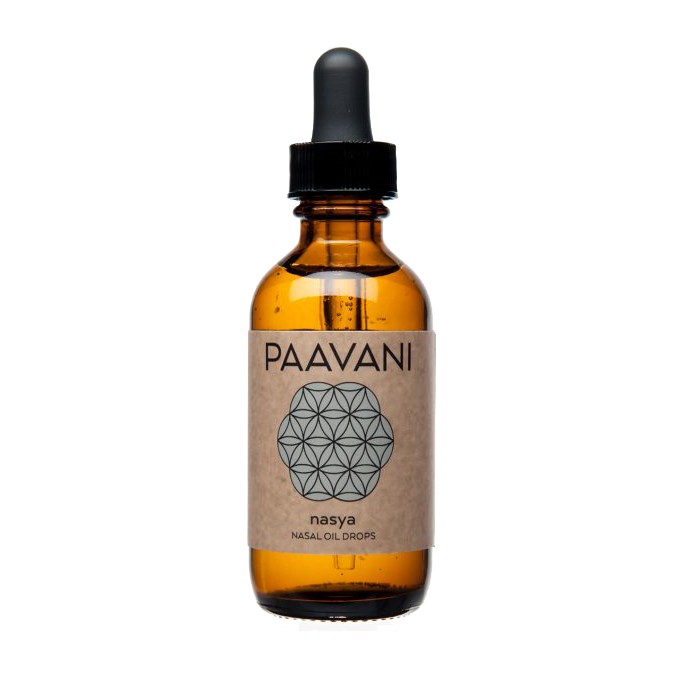 Paavani Nasya: Nasal Oil Drops