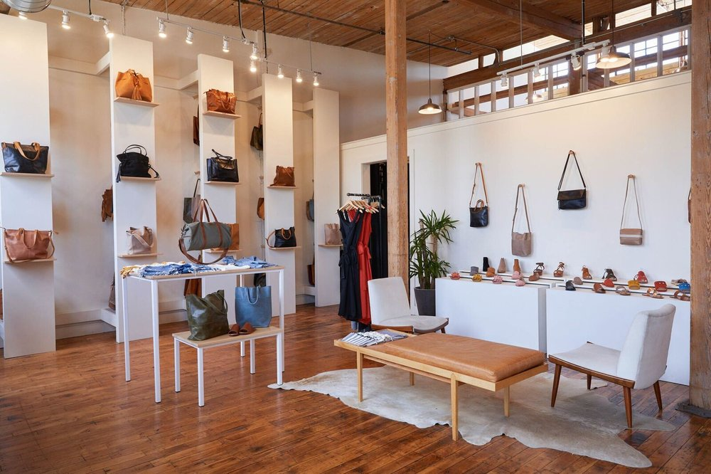 ABLE's flagship store. Image credit: ABLE