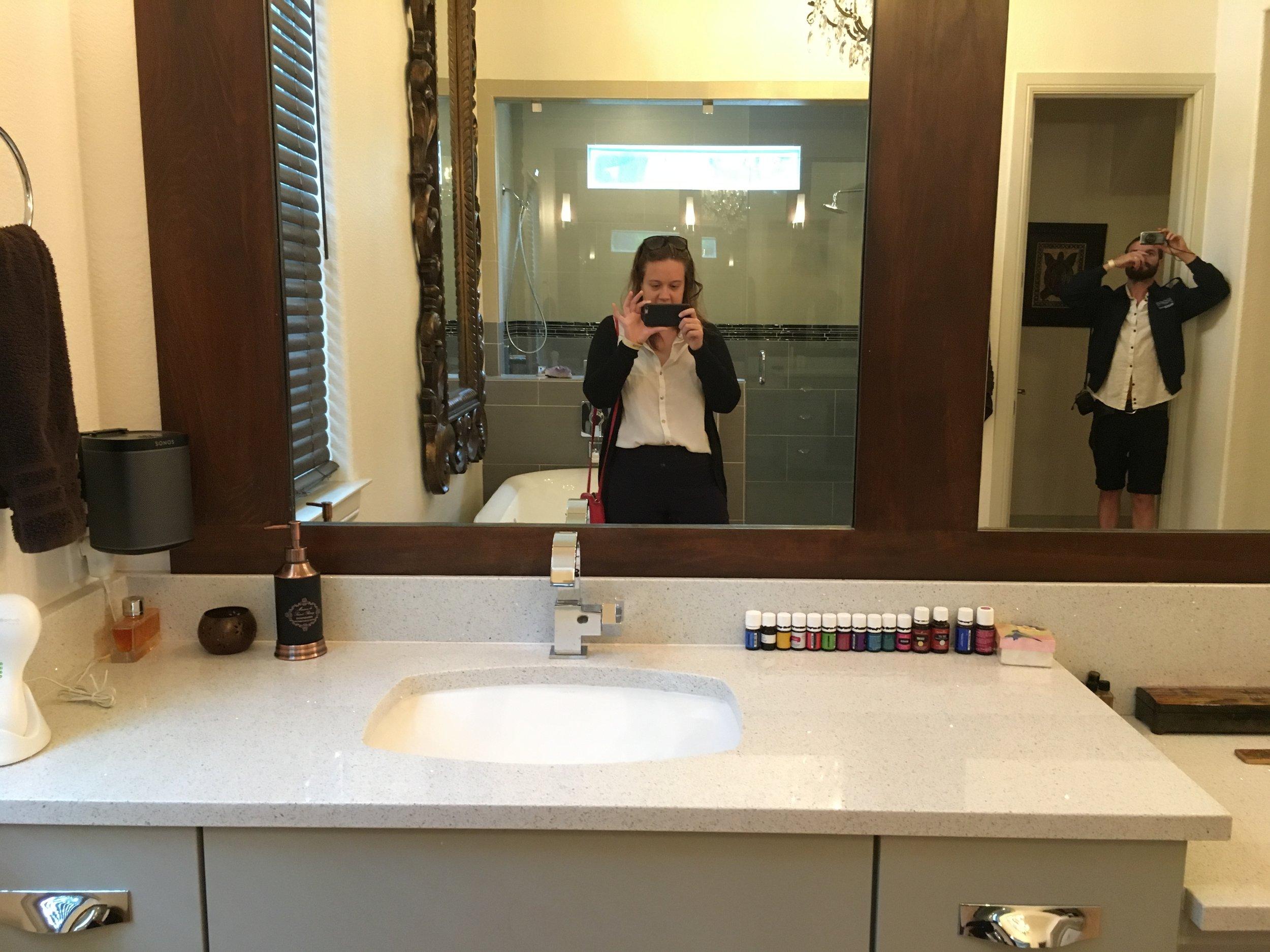 Torres Temple BR mirror