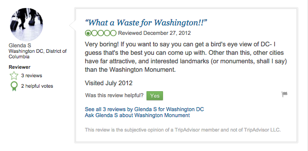 Waste Washington