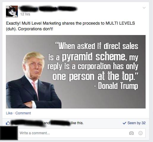 MultiLevel Marketing
