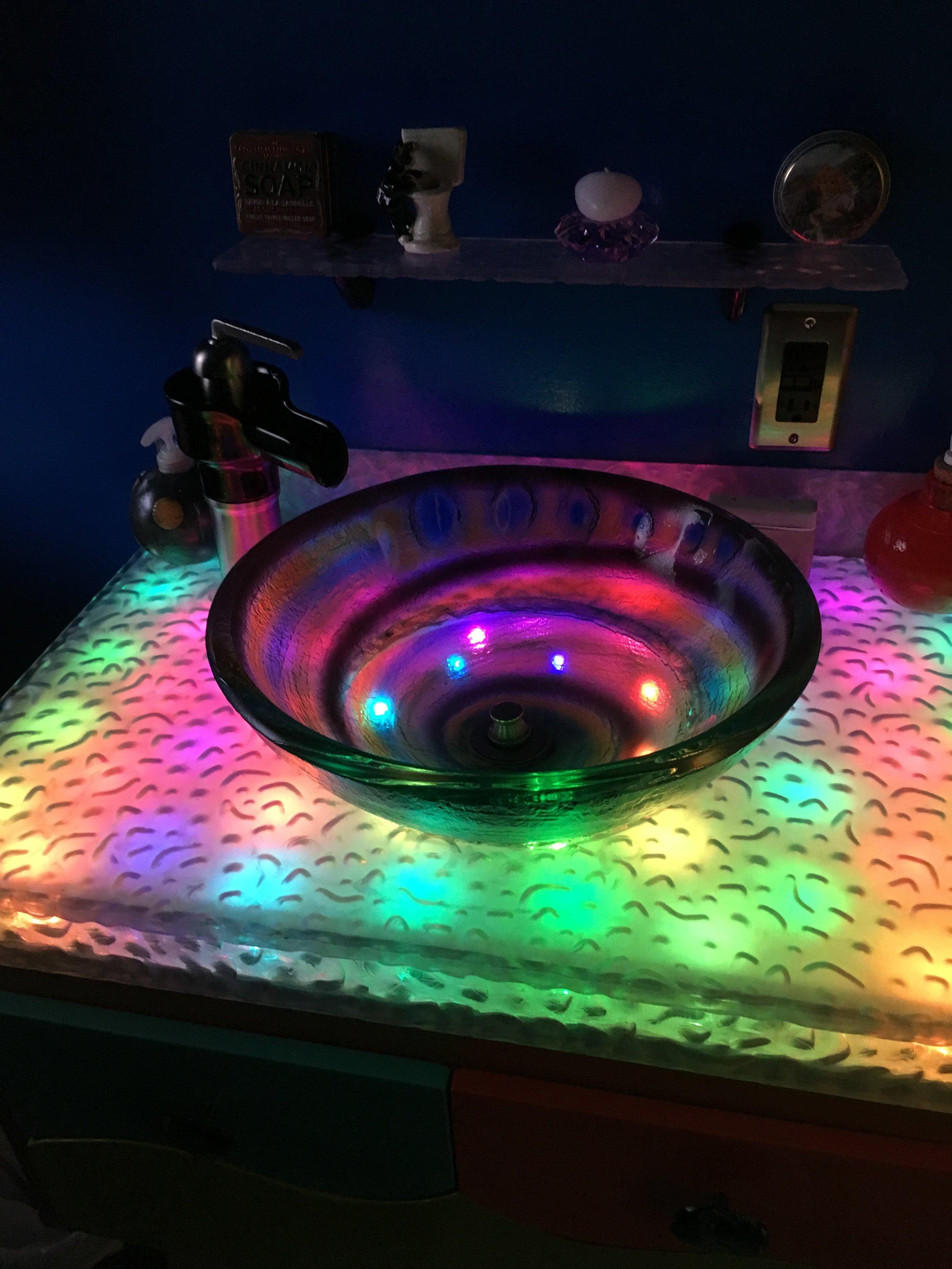 Undersea Sink