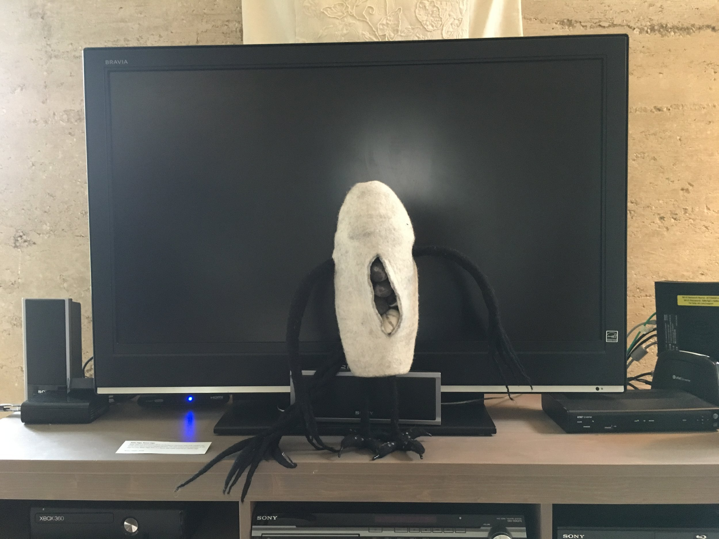 Wool Pod Creature