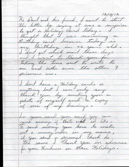 Alfred Gaynor Signed Letter Envelope Set