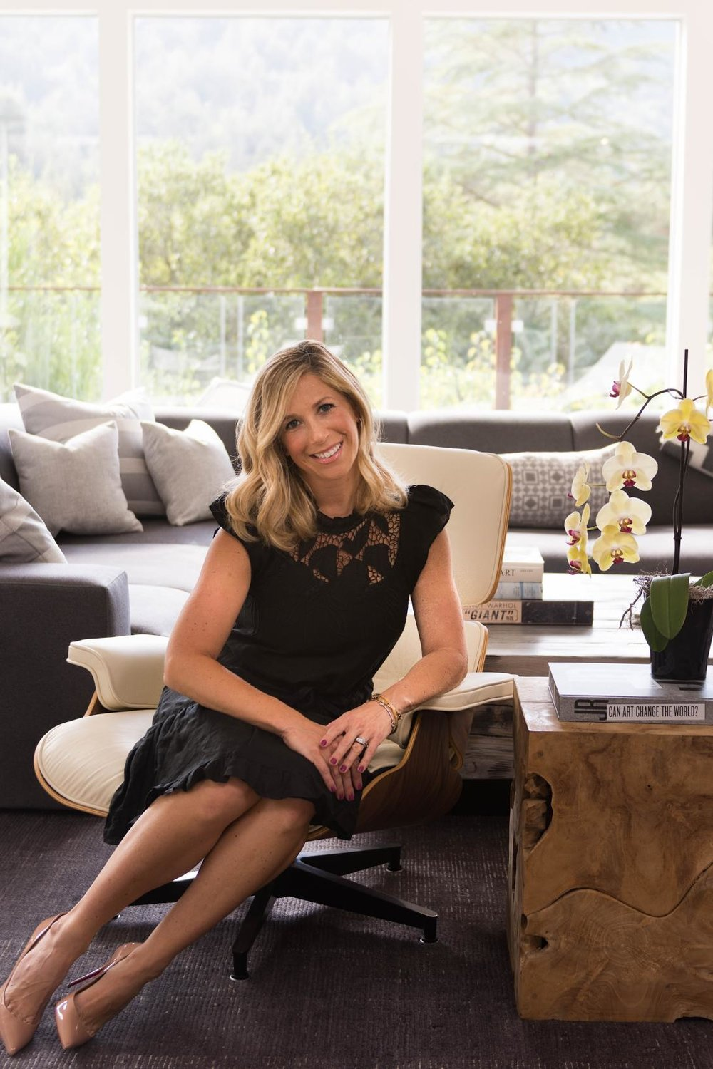 Designer Crush: Lauren Goldman - California home + Design | October 21, 2016