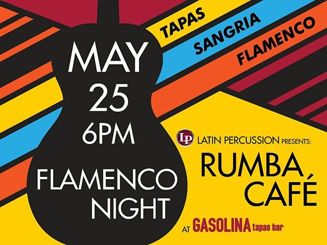 Just 2 more days to fill ya bellies with the Gasolina fuel in Oxnard! Come eat, drink, and enjoy the sounds of flamenco with musical guest Rumba Café!  #tapasbar #sangria #closingshop #hastaluego #oxnard #thecollectionrp #gasolinatapas #braaap