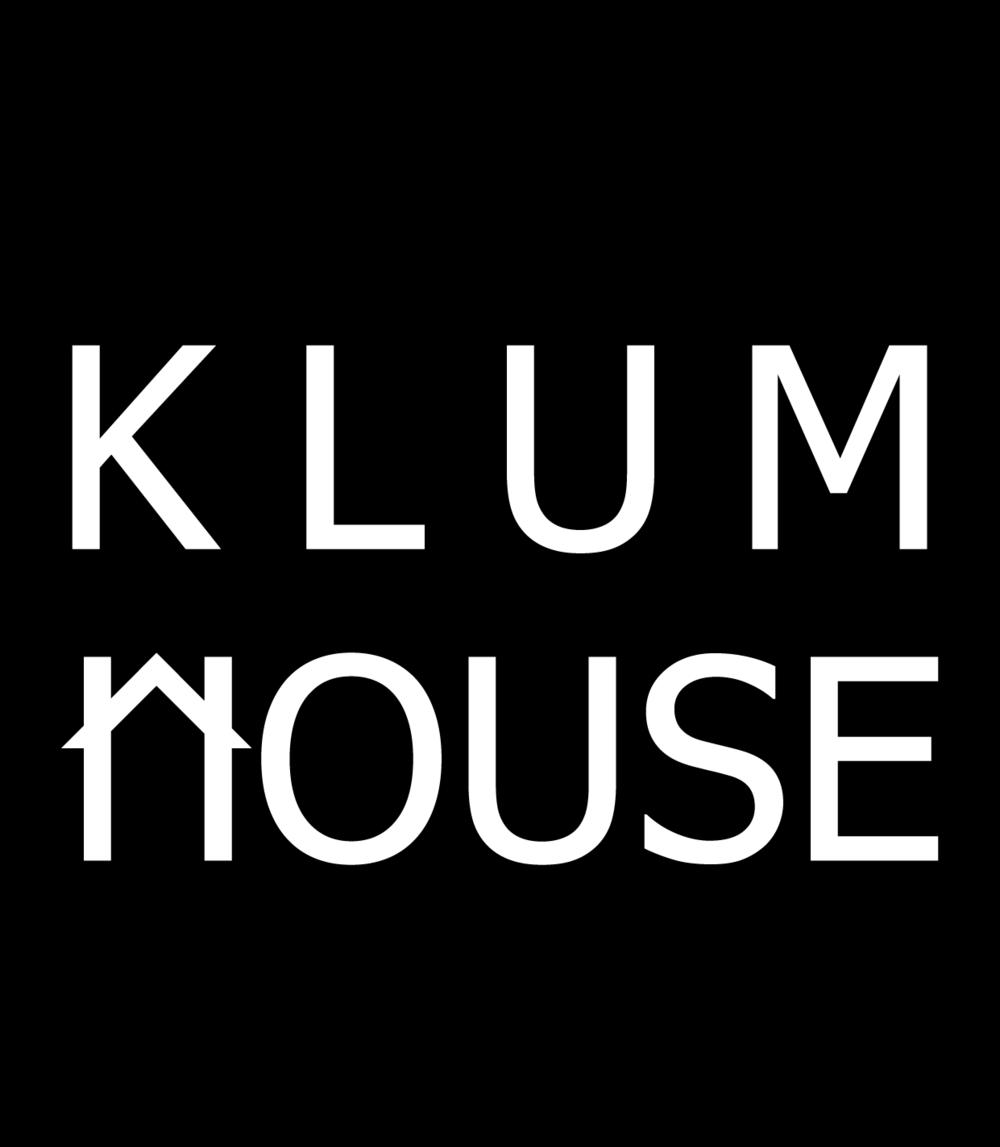 Klum house workshop logo B&W on clear.png