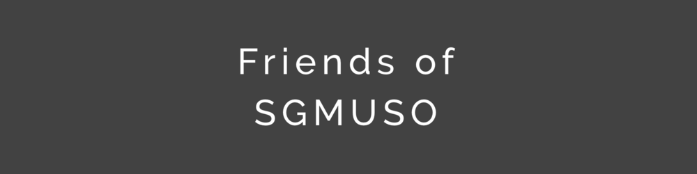FREE - Friends of SGMUSO will beregistered under the mailing listand are able to receive emailsand updates.However, they will not haveaccess to any of the initiativesand benefits unless specified.