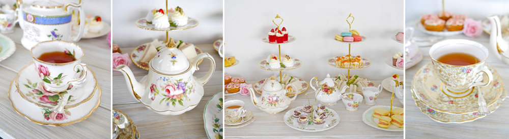 vintage-chine-high-tea-set-hire-wedding-party-event-auckland-english