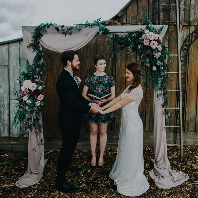 Whitewash wooden wedding arch auckland event hire whitewash wooden wedding arch junglespirit Image collections