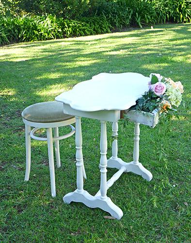 auckland wedding hire pop up ceremony set diy complete simple