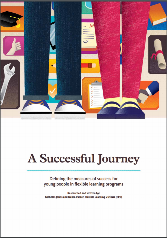 A Successful Journey - Defining the measures of success for young people in flexible learning programs - Nick Johns - Johns Education Consulting.PNG