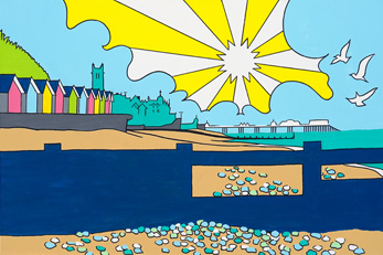 'Sunshine over Cromer'