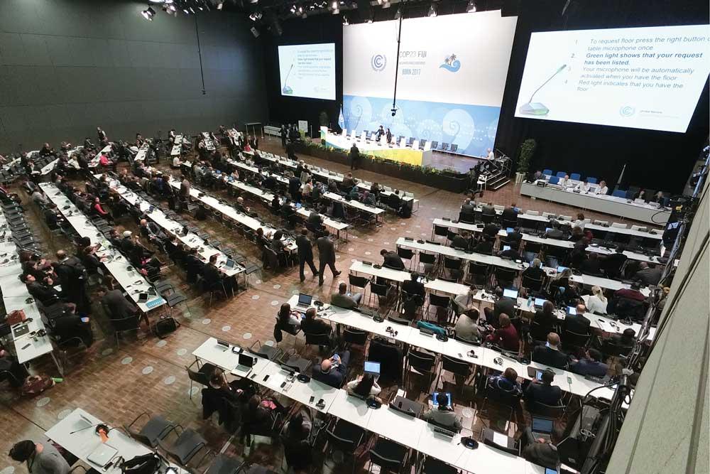 3.DOMI綠然-Blog_我的COP23初體驗_談判會議 Negociation.jpg