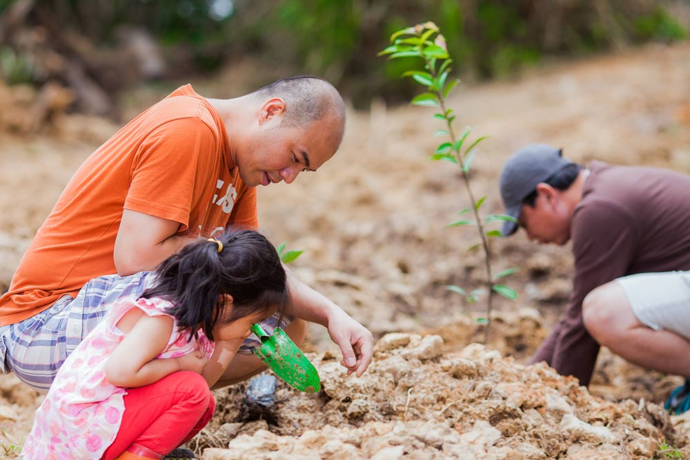 DOMI綠然的「一加」:3/17將在基隆舉辦綠樹派對