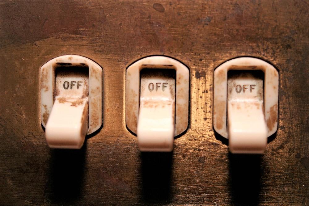 養成隨手關燈好習慣