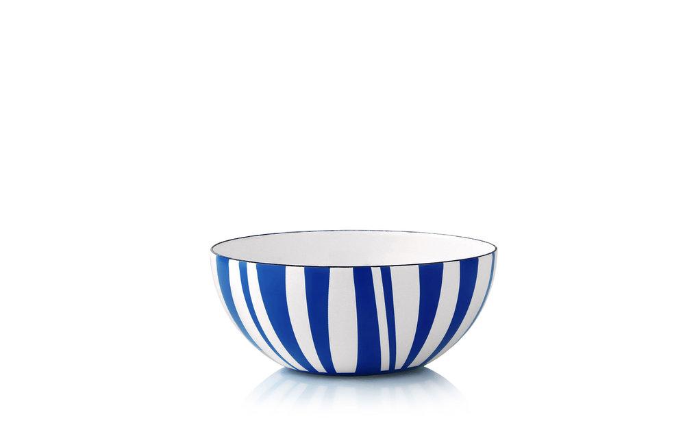 14 cm - Stripes kolleksjonBlå