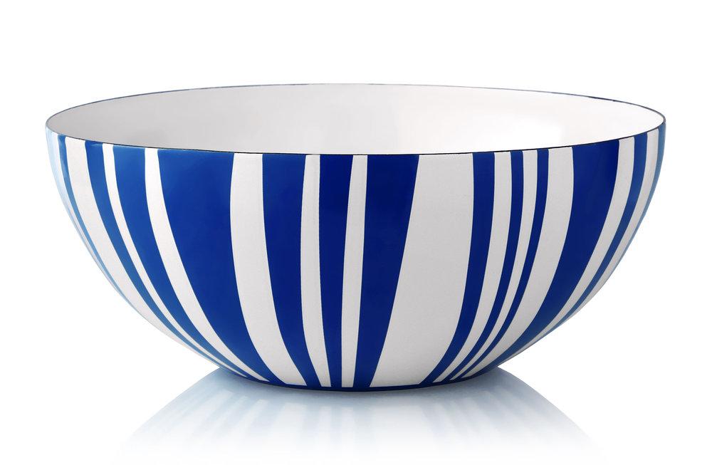 30 cm - Stripes kolleksjonBlå