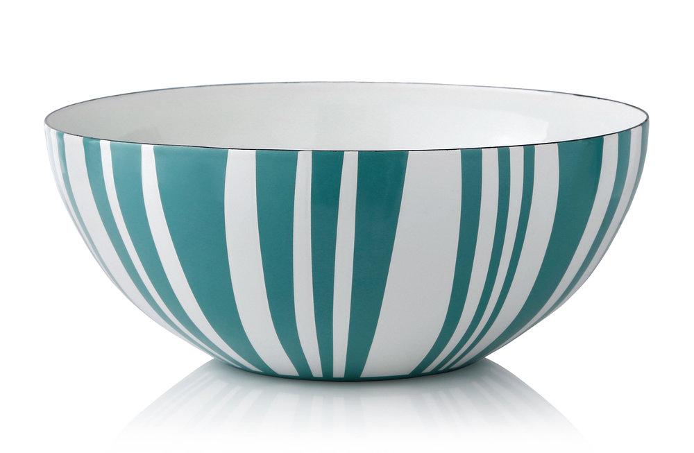 30 cm - Stripes kolleksjonMosegrønn