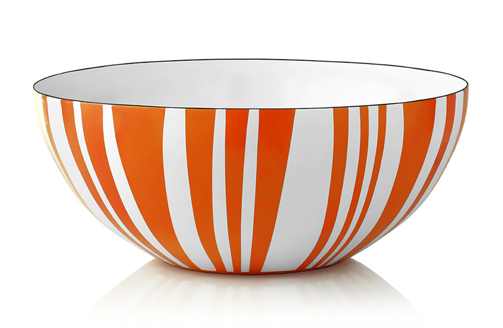 30 cm - Stripes collectionOrange