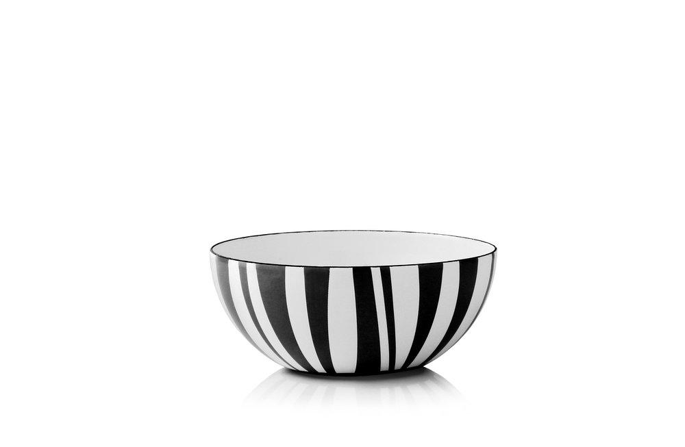 14 cm - Stripes kolleksjonSvart