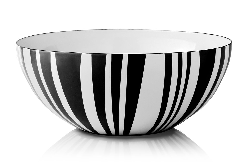 30 cm - Stripes collectionBlack