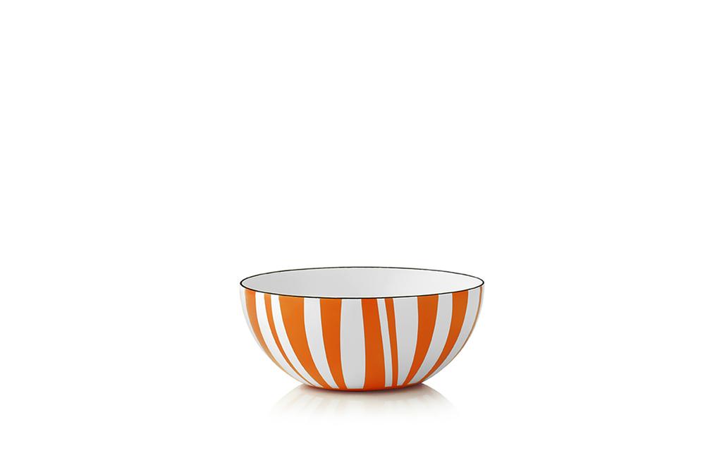 10 cm - Stripes kolleksjonOransje