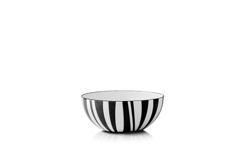 10 cm - Stripes kolleksjonSvart