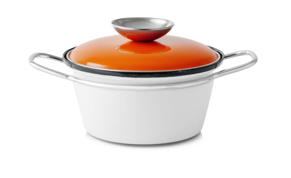 Mini Gryte Oransje - Design by Grete Prytz Kittelsen11,5 cm
