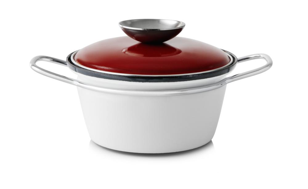 Mini gryte rød - Design by Grete Prytz Kittelsen11,5 cm