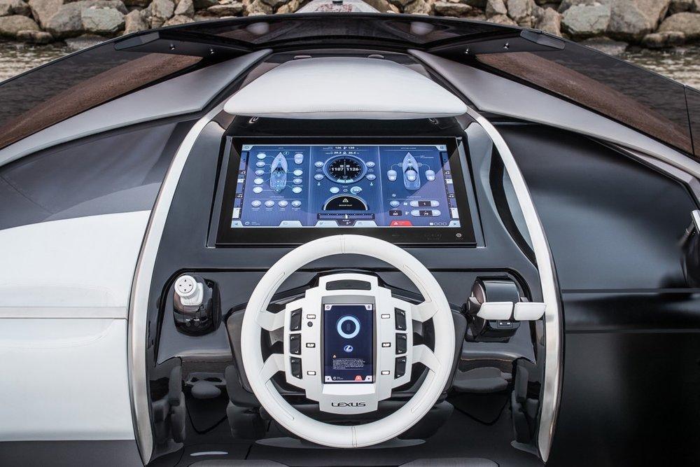 Concept Sport Yacht, Lexus nel mondo della nautica2.jpg