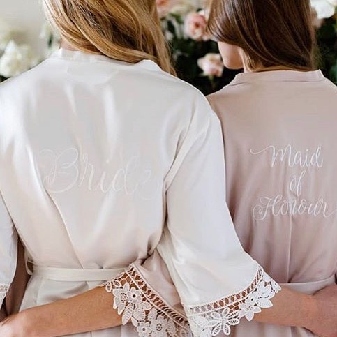 • One more sleep until the #ROYAL wedding • @lerose_online embroidery, the perfect touch for your special day ✨#wedding #weddingbells #meganmarkle #harry #thestilelist