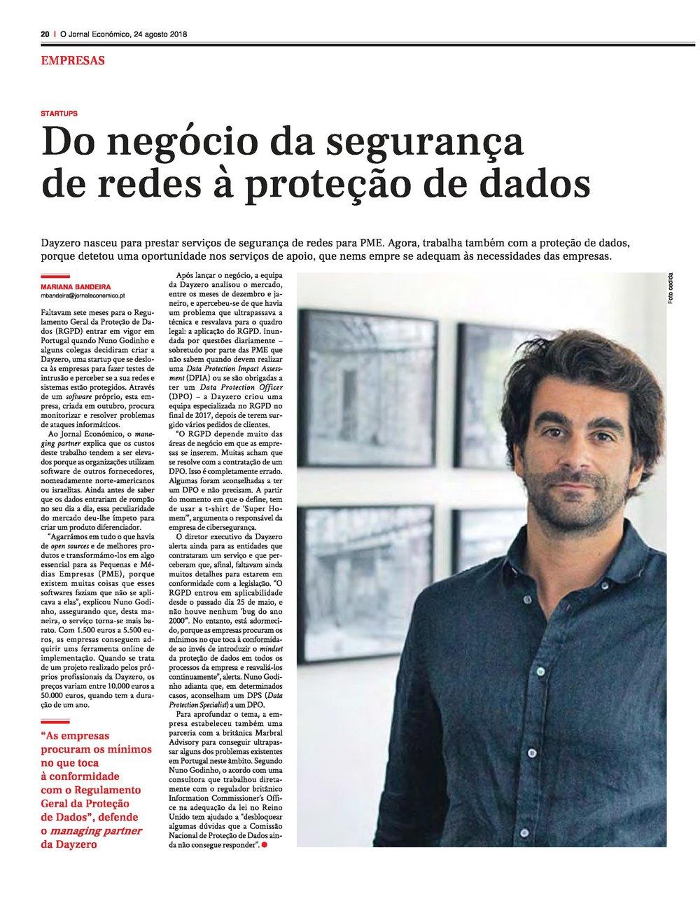 Dayzero Jornal Economico