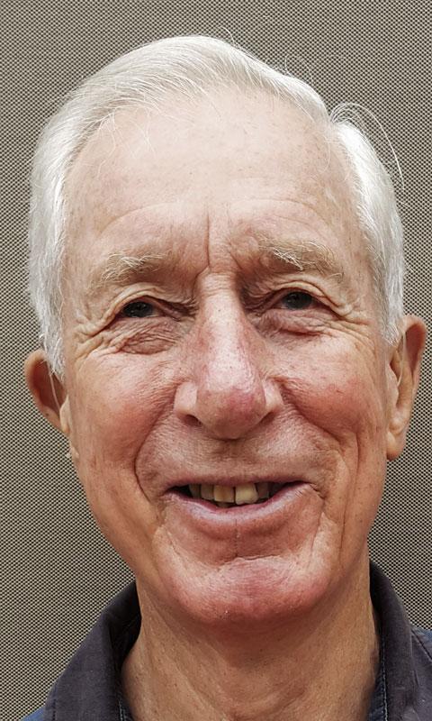 Bruce Maden, Mission Secretary