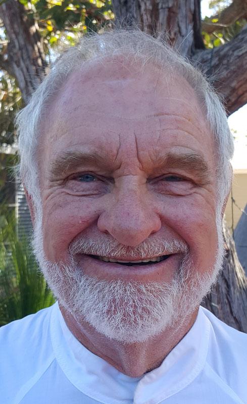 Jim Lane, Church Warden
