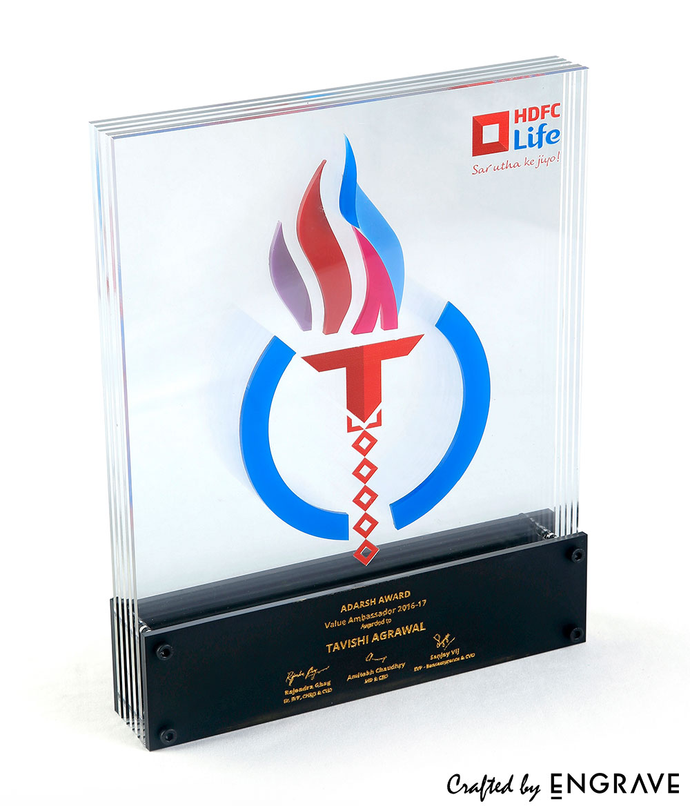 HDFC Life Adarsh Award