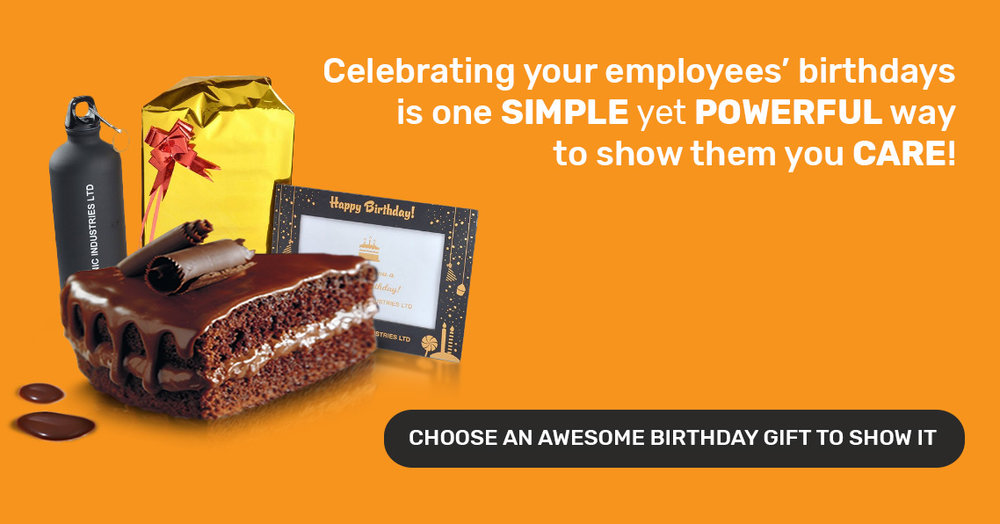 Birthday Gifts For Your Employees