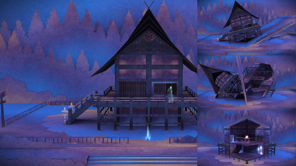 tengami_forest_folding_shrine.png