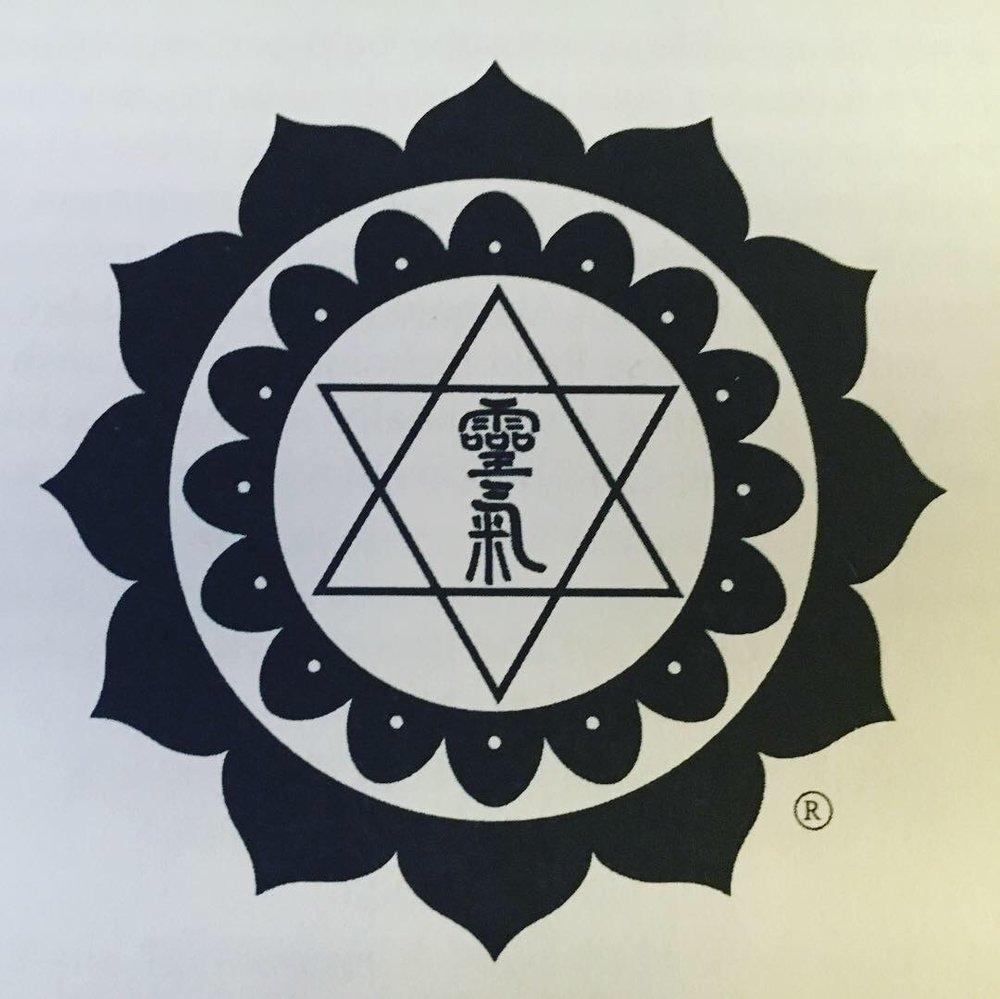 Logo of the International Center for Reiki Healing