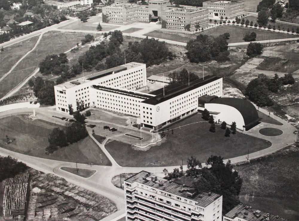 Marienlyst ca 1950