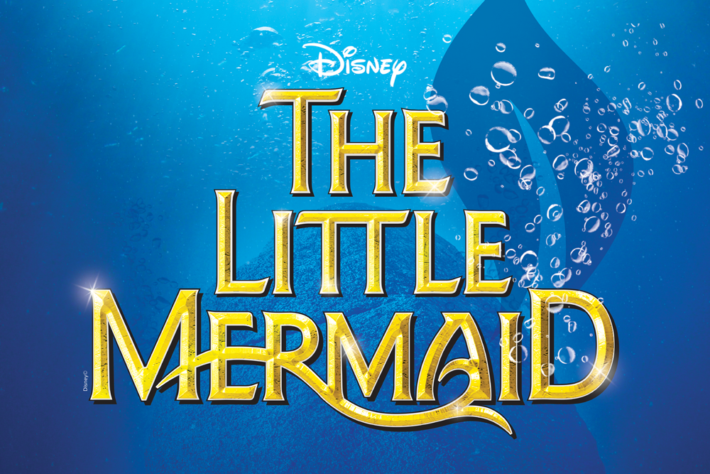 DISNEY'S THE LITTLE MERMAID TOTAALSPEKTAKEL