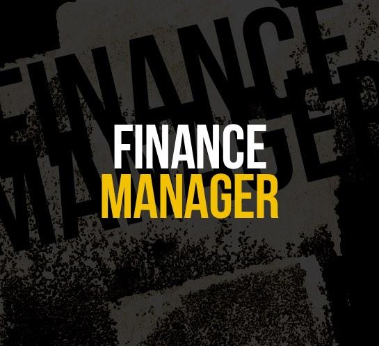 FINANCE MANAGER  FULLTIME / KANTOOR GENT