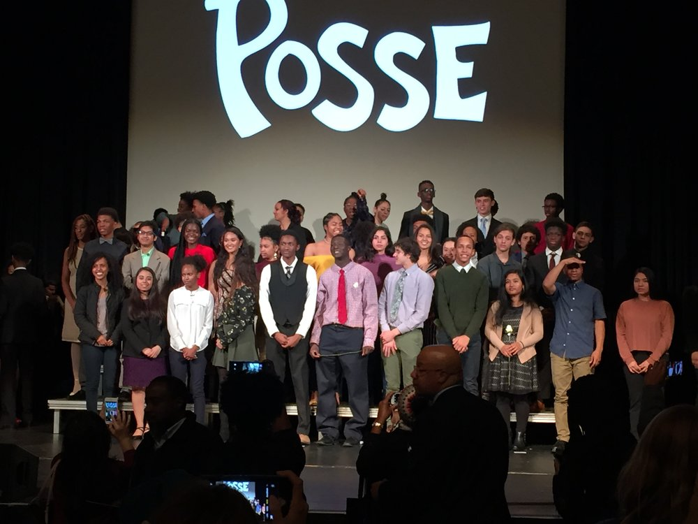 2017 Posse Award Ceremony