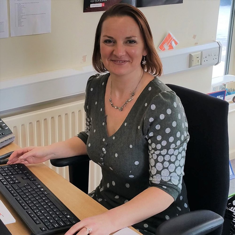 Kirstie Banham - Office Administrator   Having a background in administration and online resources design, Kirstie has been managing and marketing a farm retail business for the past 14 years.